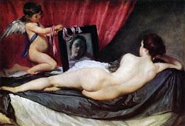 Velasquez - The Rokeby Venus