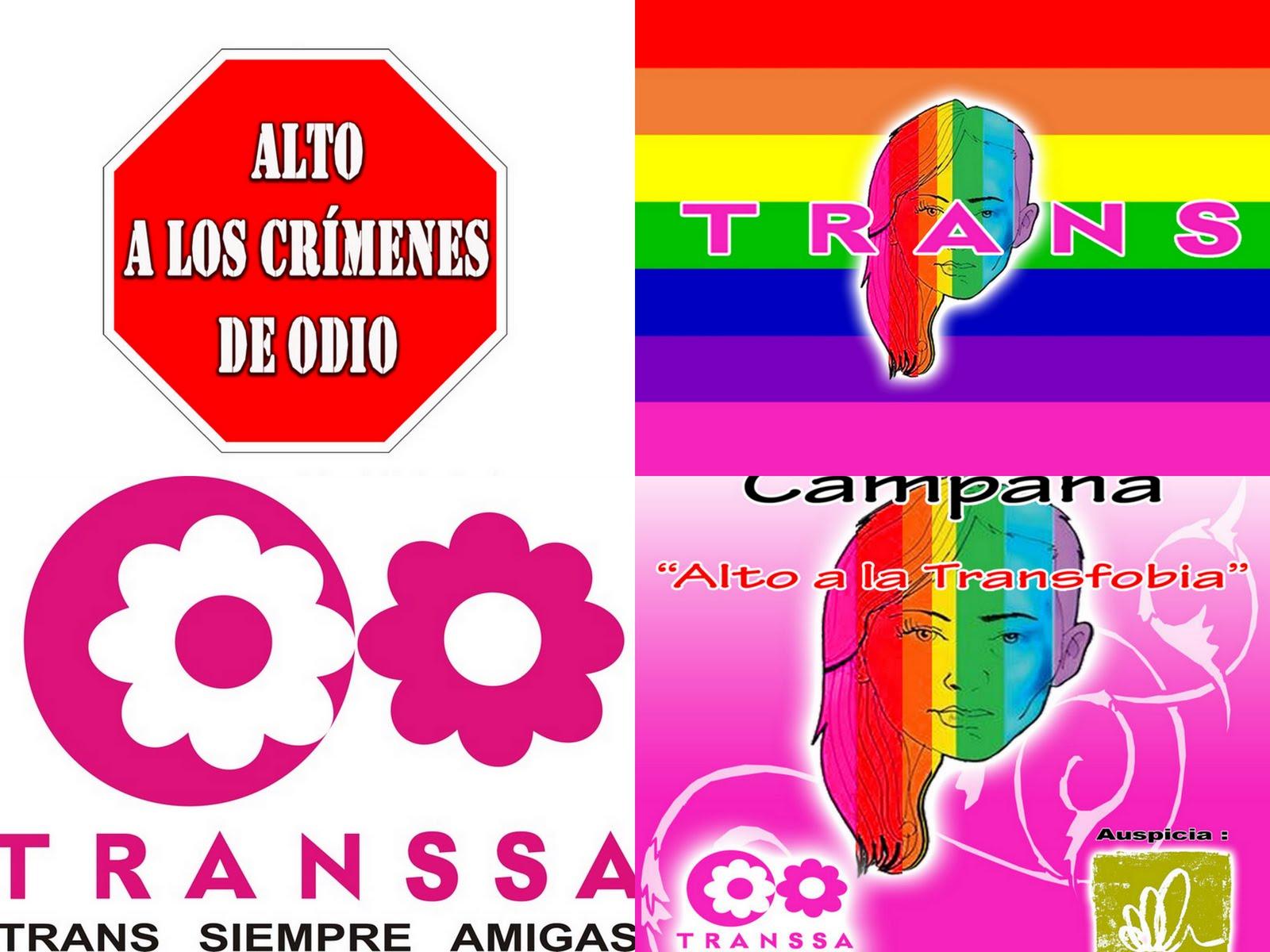 Alto a la Transfobia