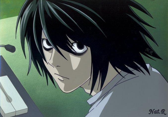 Death Note Personajes: Personajes de Death Note