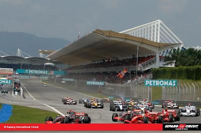 Petronas Malaysian Grand Prix
