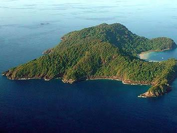 Tenggol Island Terannganu