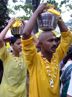 Thaipusam Celebrations In Malaysia