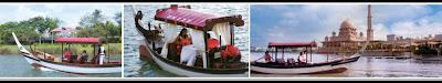 Cruise Tasik Putrajaya - Malaysia