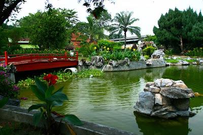 Malaysia Japanese Garden Ipoh Perak