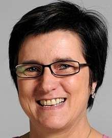 Miranda Van Eetvelde: Wie ?