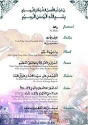 zikir harian imam Al Ghazali