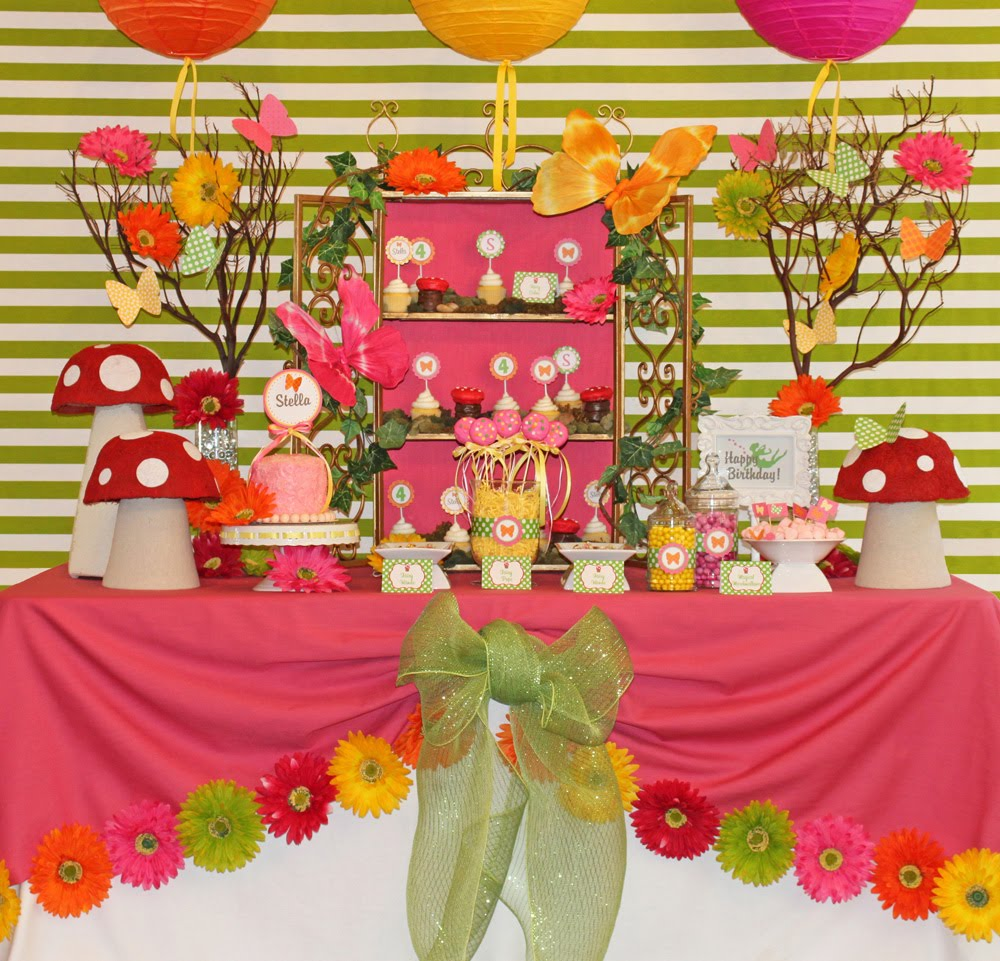 Amazing Fairy Party Table 1000 x 961 · 213 kB · jpeg