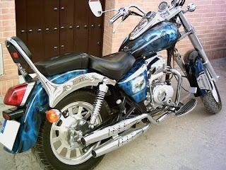 Motos keeway's Modificadas El+Duque+5