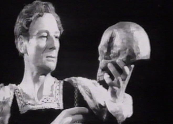 John Gielgud Hamlet