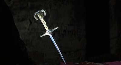 symbolism in macbeth dagger ghosts and threes This quote illustrates foreshadowing (a clue as to what may come) macbeth seeing the dagger foreshadows the manner by which duncan will die and macbeth's coming hallucinations the bloody dagger becomes a symbol for macbeth's rampant ambition.