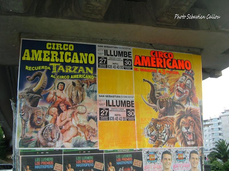 CIRCORAMA PART 1 EN ESPAGNE LE CIRCO AMERICANO FAGGIONI