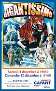 l&#39;AMERICAN CIRCUS EN FRANCE!