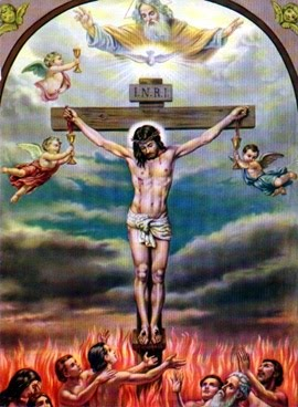 FOR THE FORGOTTEN SOULS IN PURGATORY (click on picture)