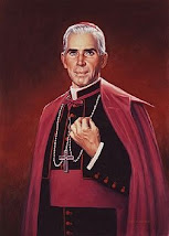 Please pray for the beatification of Archbishop Fulton Sheen