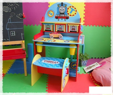 Desk has 3 garages with flip open doors for storage. Accessories include 2 cup holders positioned on the lower pull-out desk. Self assembly required. & Online Baby u0026 Childrenu0027s Toys Shop : Huiwearn Kids Store: December ... islam-shia.org