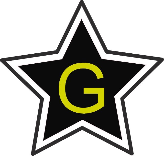 Plantillas de estrella de cinco puntas - Imagui