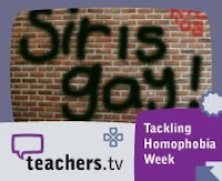 Tackling Homophobia Week