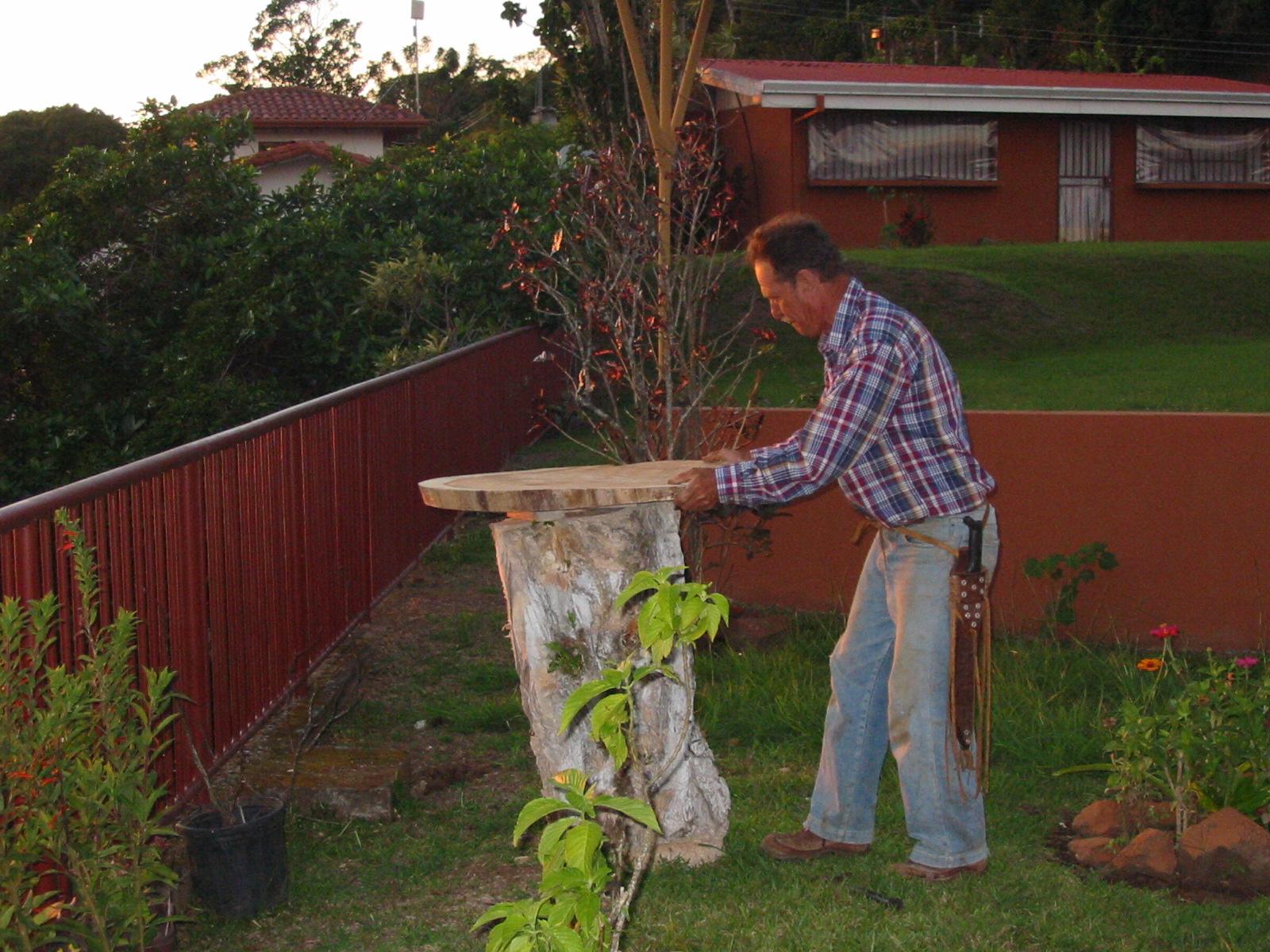 Fabulista De Costa Rica*: Leaf-Cutter Ants and a Machete-wielding ...