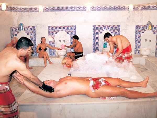 Фото голой жены в тунисе