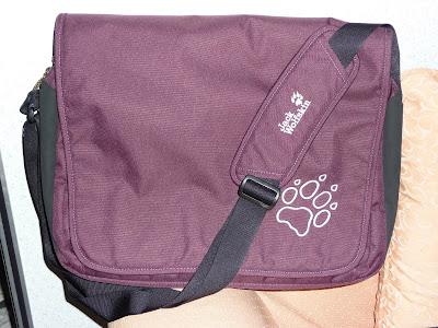Jack Wolfskin Apogee Shoulder Bag 8