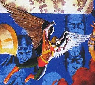 Golden Age Hawkman