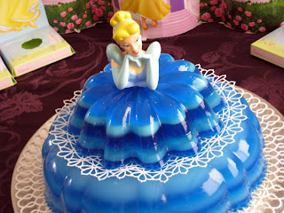 Lilys Wai Sek Hong Renees 7th Birthday Cinderella