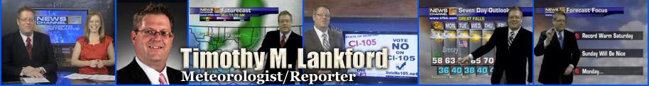 Meteorologist Tim Lankford Resume