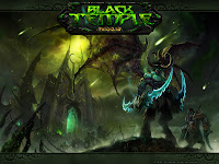 wallpapere illidan black