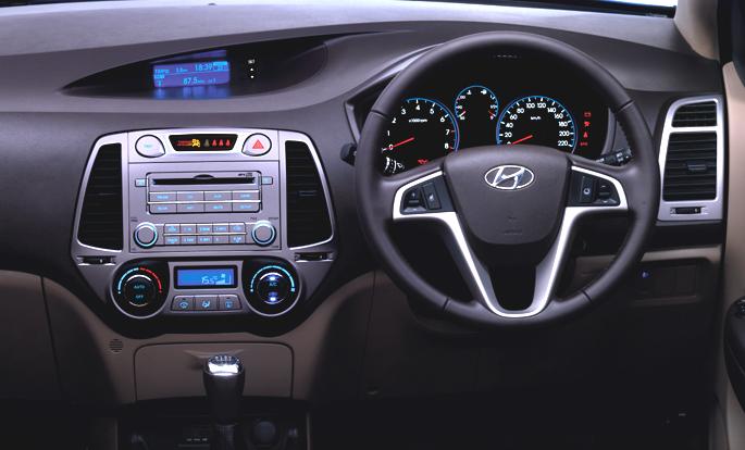 Hyundai i20 magna - Hyundai i20 interior ...