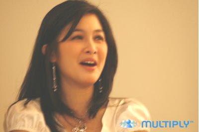 Sandra Dewi on Terus Sandra Dewi Tidak Merasa Begitu    Katanya