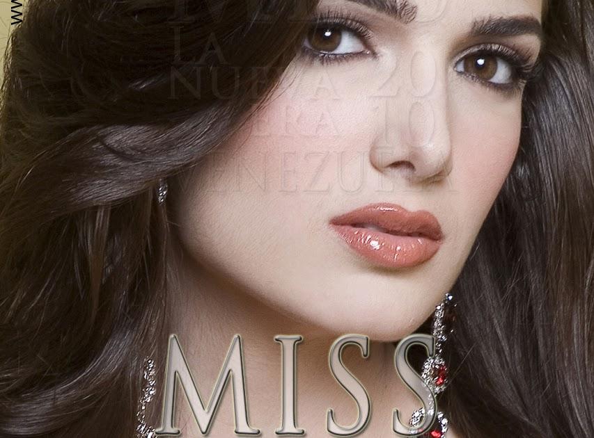 MISSES DO UNIVERSO: Novas fotos de Adriana Vasini - Miss