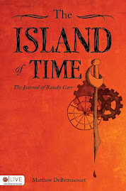 Island of Time by Matthew DeBettencourt