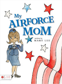 Mary Lee author of Air Force Mom