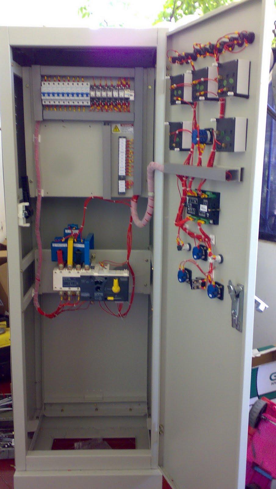 Pemilihan Jenis Modul Amf Automatic Main Failure Socomec Ats Wiring Diagram Panel 1000kva
