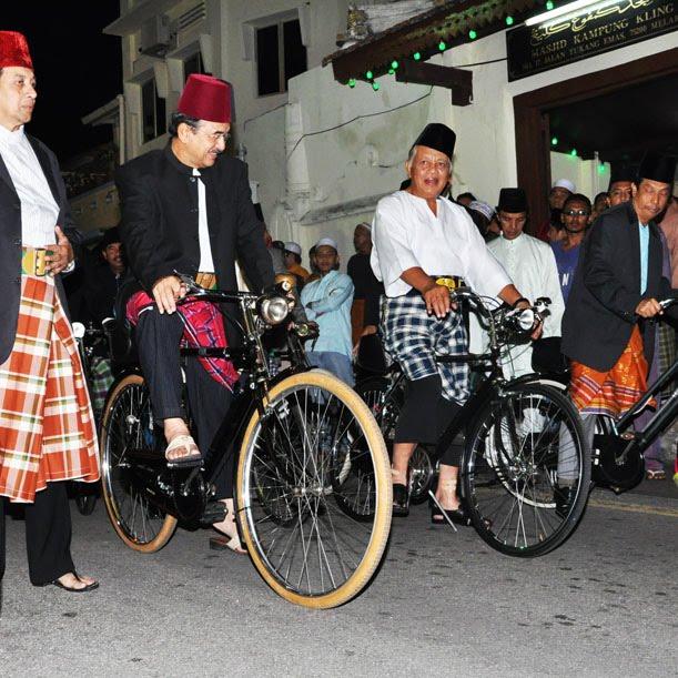 bersempena Ulang Tahun ke-2 Melaka Bandaraya Warisan Dunia (UNESCO