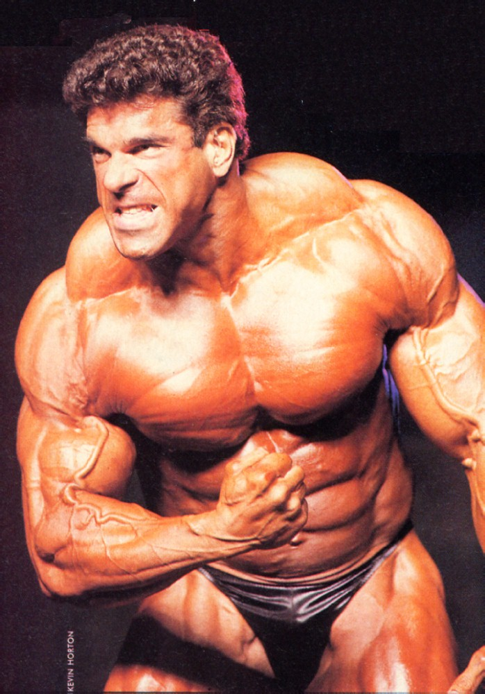 Lou Ferrigno | inXados _ body motivation