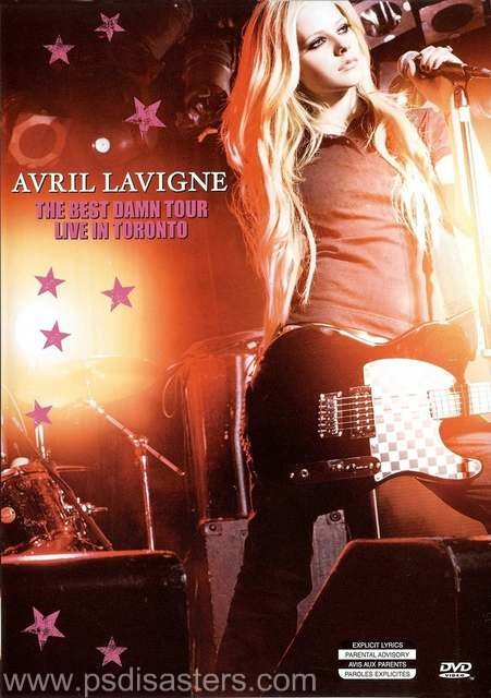 Avril Lavigne PSD