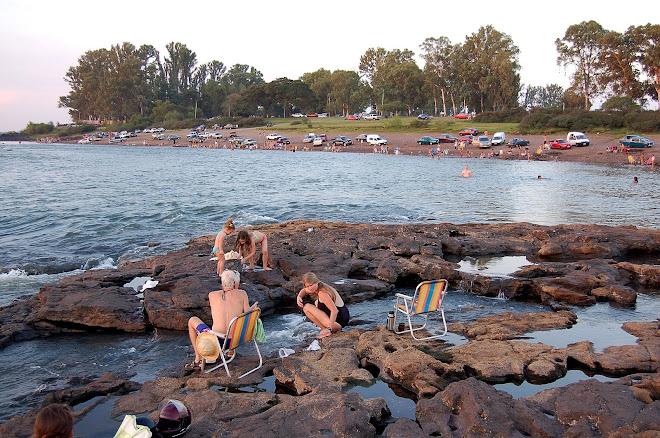 Río Uruguay del placer