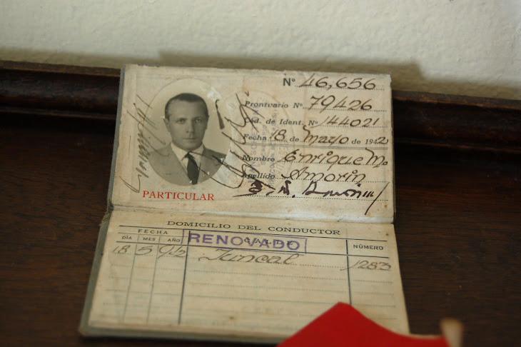 La Licencia de Amorim