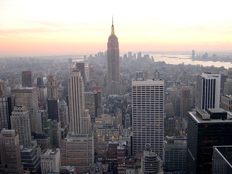 Terraza (Piso 70) Rockefeller Center.