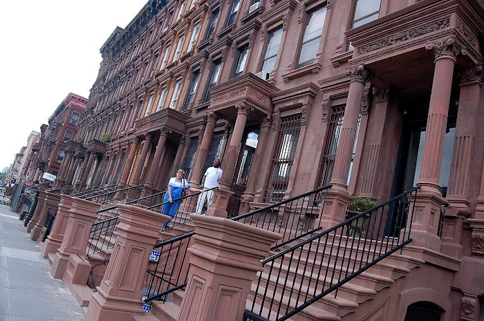 Harlem, un Barrio de Color