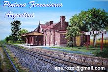 PINTURA FERROVIARIA ARGENTINA