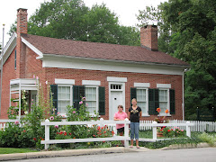 Thomas Alva Edison's birthplace/ boyhood home in Milan, Ohio