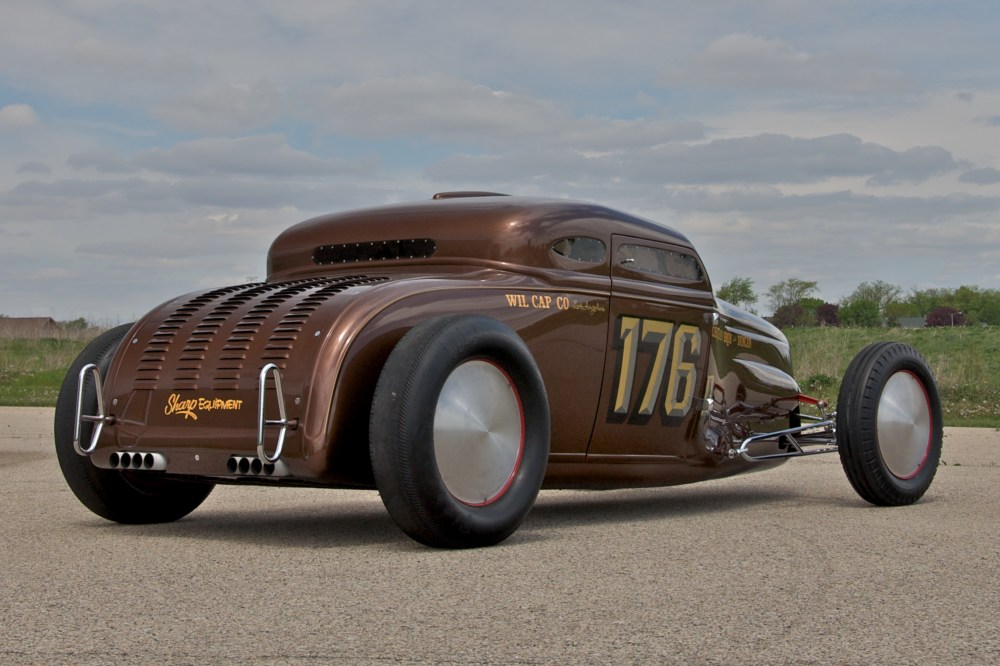 Muscle car classics chrisman brothers bonneville coupe at for Garage ford bonneville