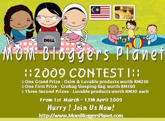 MomBloggersPlanet Contest