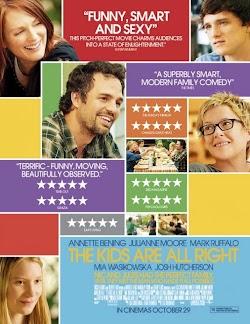 Lũ Trẻ Đều Ổn - The Kids Are All Right (2010) Poster