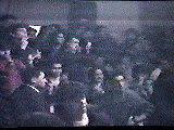 Spel: Primeiro concerto - Público/Fãs