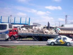 Acidente deixa 1 morto e bloqueia 2 faixas de rodovia em SP