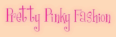 Pretty Pinky Fashion