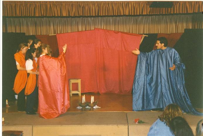 """Edipo 1994. GET """"Pérez Comendador"""""""